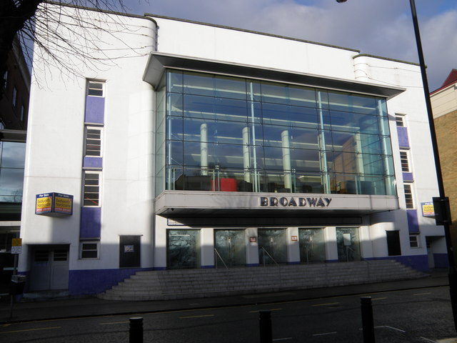 Broadway Theatre, Peterborough