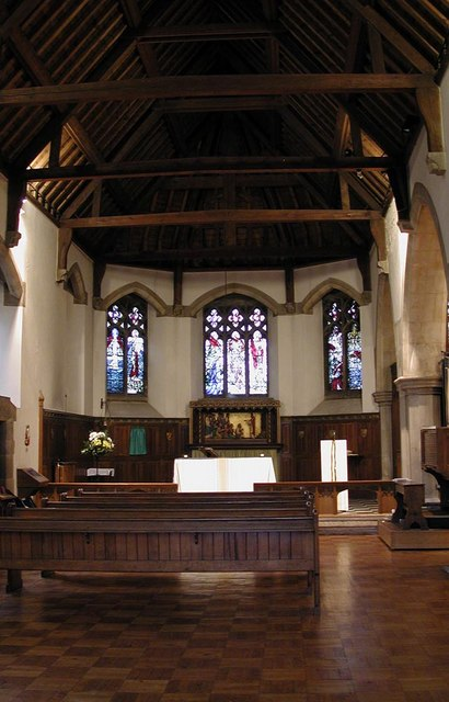St Anselm, Hatch End - Chapel