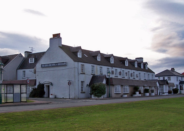 The Kings Arms Hotel, Kyleakin