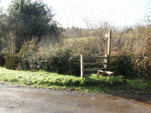 Redundant stile, Panteg