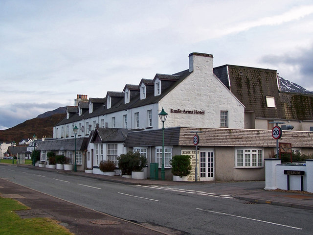 Kings Arms Hotel, Kyleakin