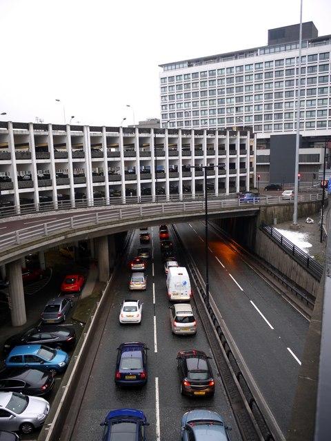 Central Motorway