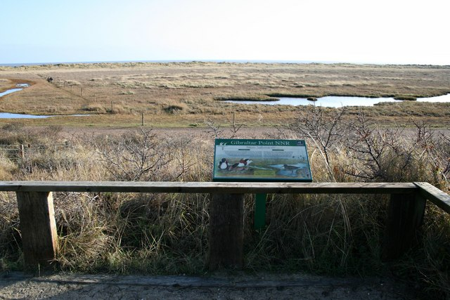 Viewpoint and information board