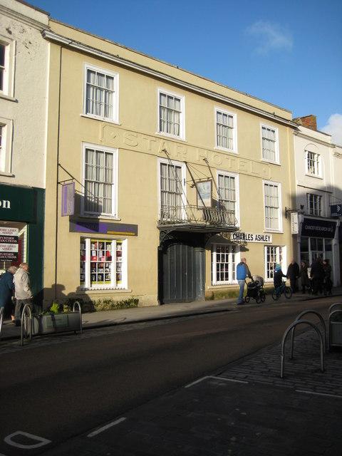 Former Star Hotel, Wells