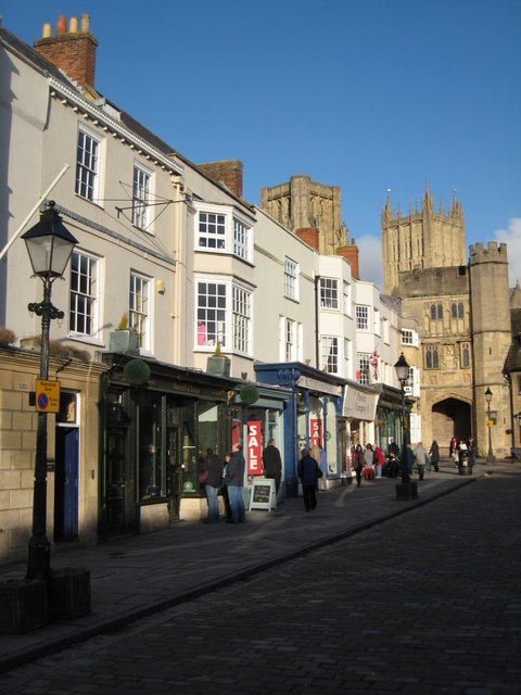 Market Place, Wells