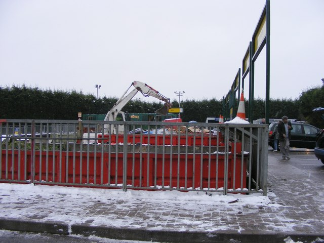Wolverhampton Recycling Centre