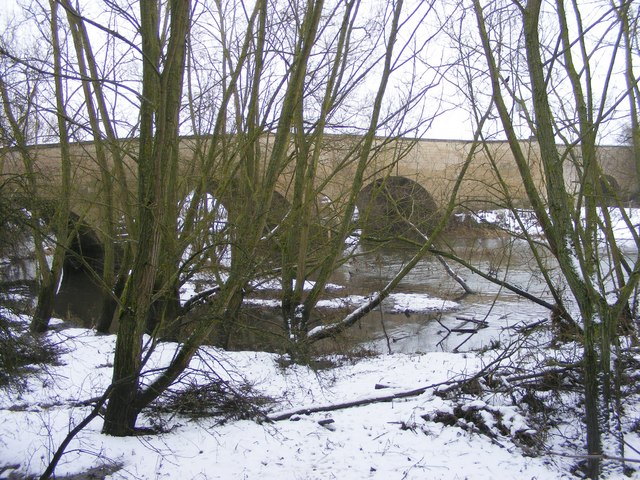 River Thame Bridge