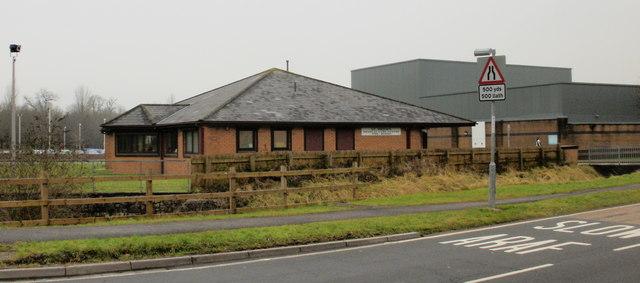 St Brides Medical Care Centre, Duffryn