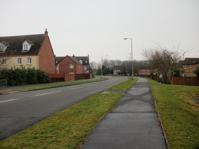 Morgan Way, Duffryn, Newport