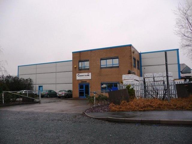 Industrial building [2], Foxbridge Way, Normanton Industrial Estate
