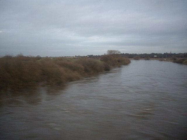 Downstream River Trent