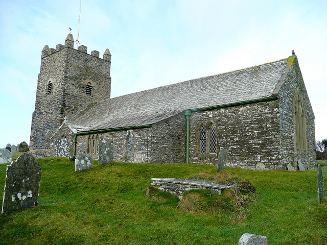 St. Symphorian's church, Forrabury