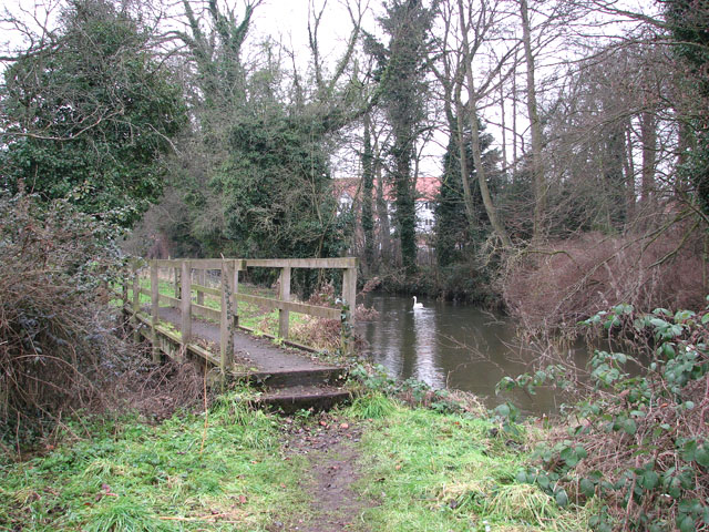 Footpath along the River Yare