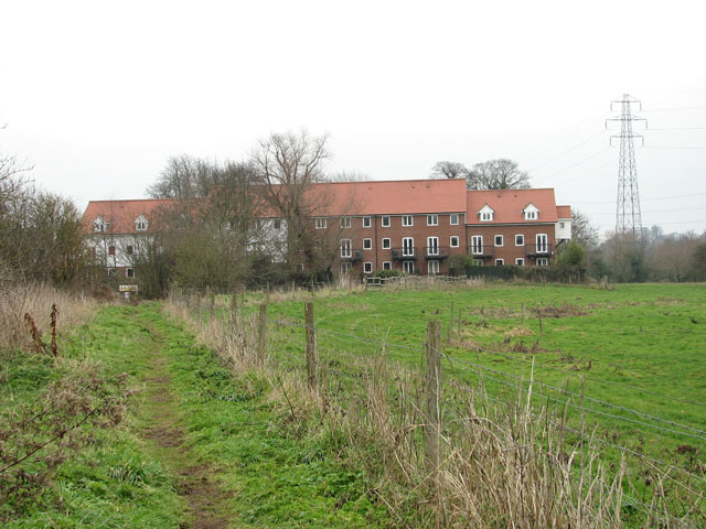 Housing resembling Trowse Mill