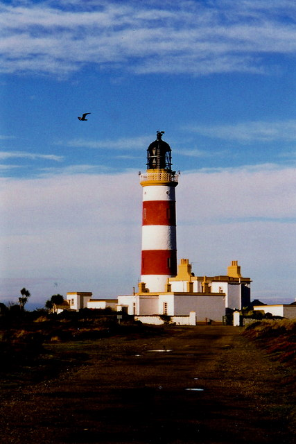 Point of Ayre - Lighthouse