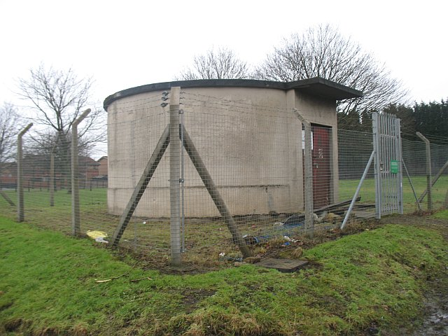 Pumping station, Sikeside
