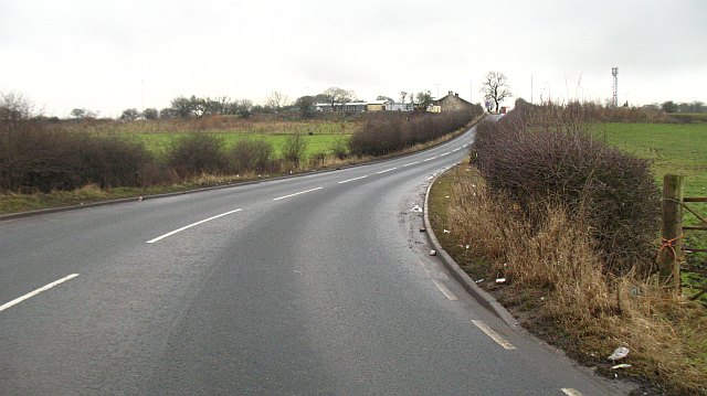Carnbroe Road