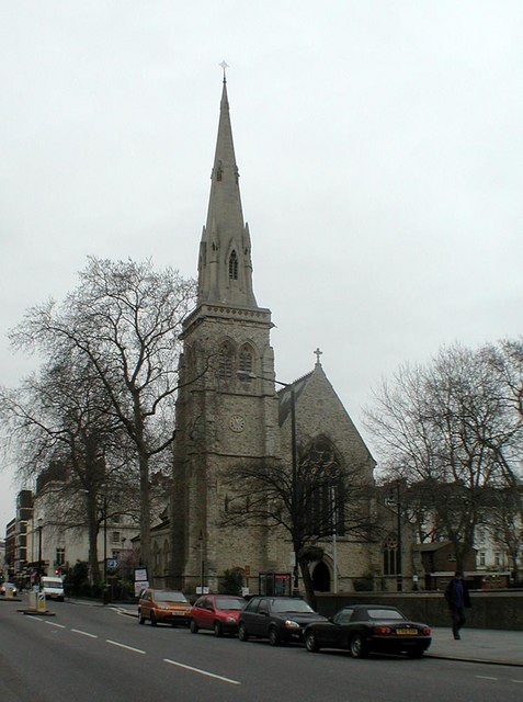 St Saviour, St George's Square, London SW1