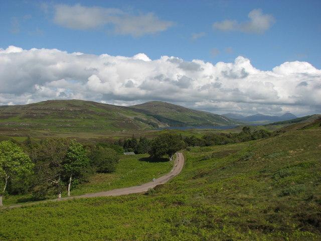 Loch Frisa from Achnadrish