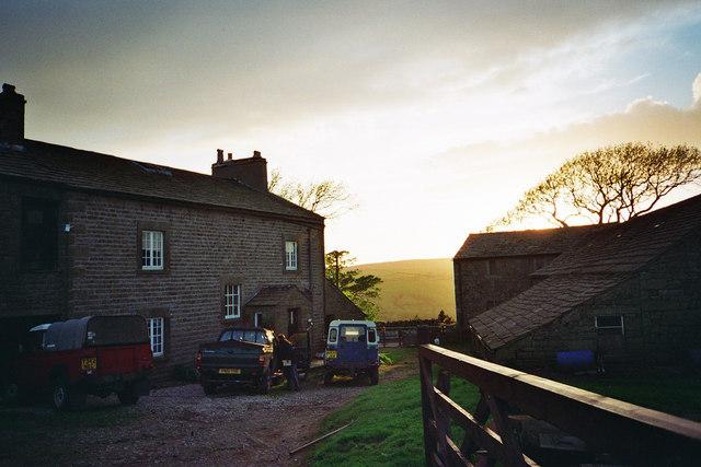 High Salter Farm - Roeburndale
