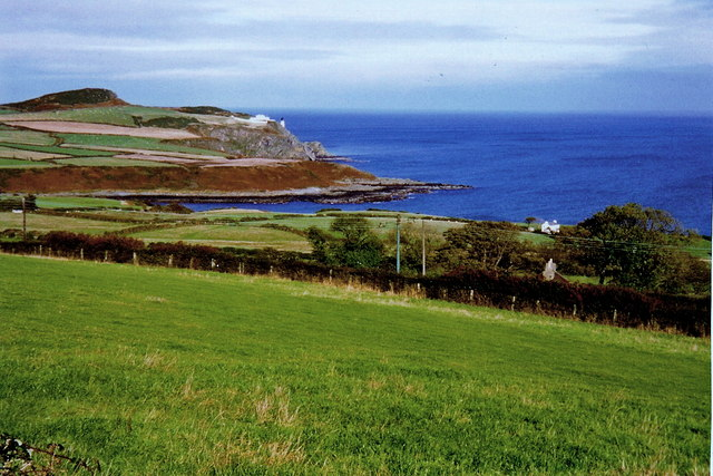 Field, Port Mooar, and Maughold Head