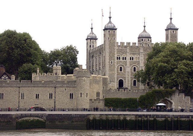 Tower of London & Traitor's Gate