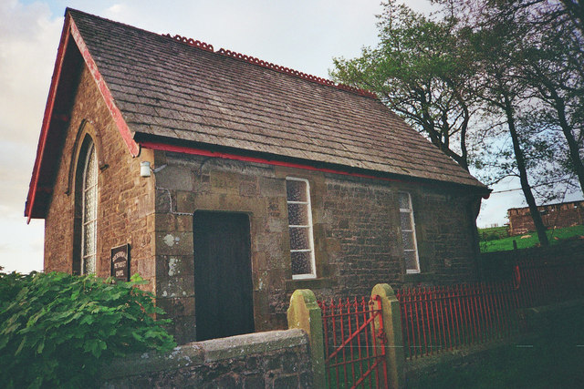 Chapel - Roeburndale