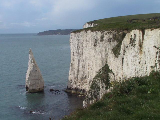 Chalk Cliffs & Sea Stack