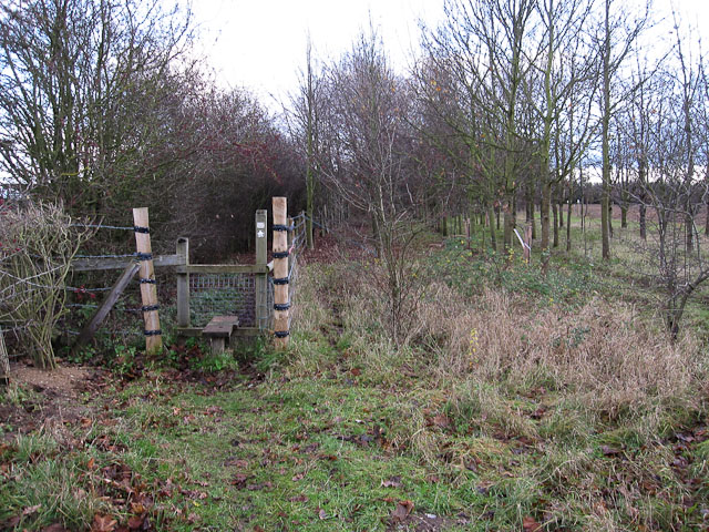 Footpath to Red Lodge