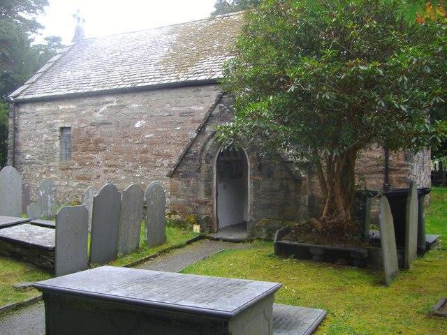 St Gwyddelan's