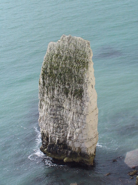 Stack off The Foreland