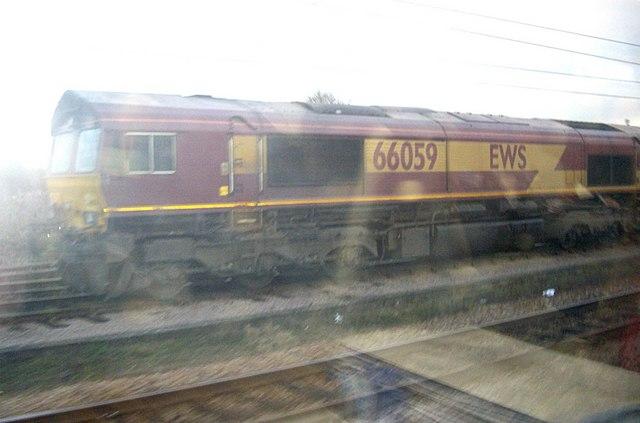 EWS Loco 66059