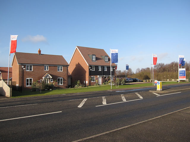 New housing at Red Lodge
