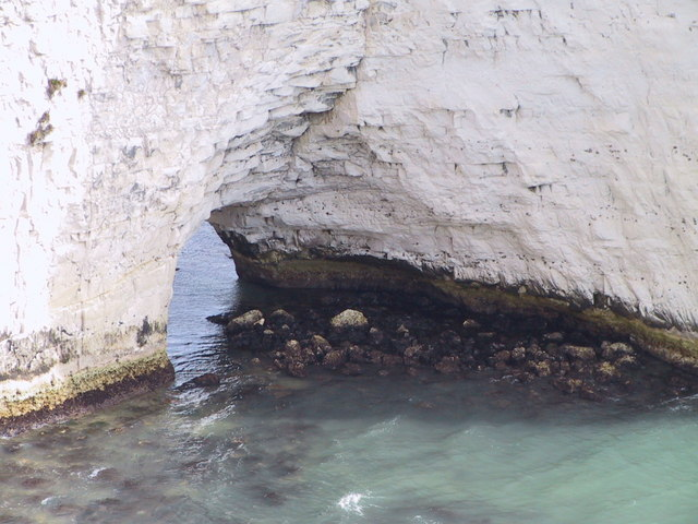 Natural Arch, The Foreland