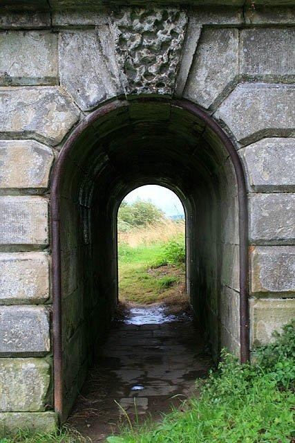 Narrow arch