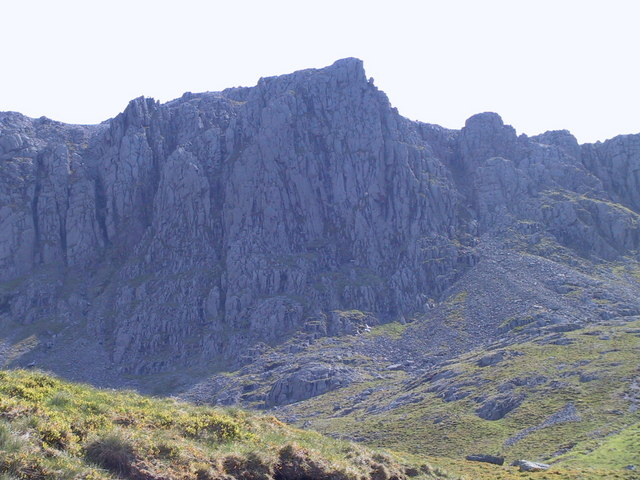 Pikes Crag, Scafell Pike