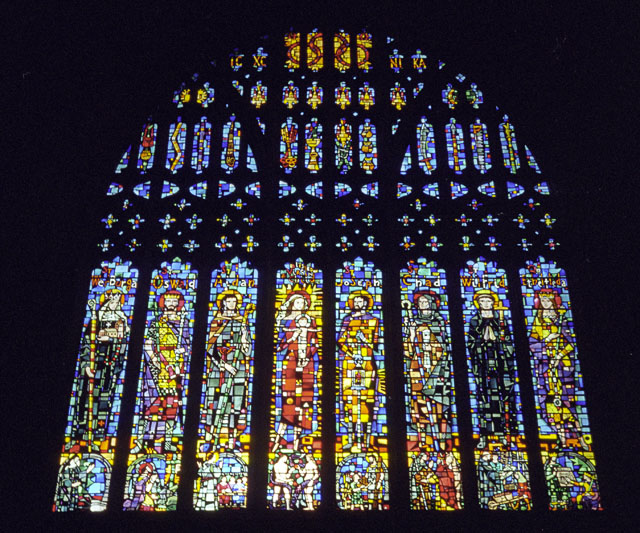 East Window of Chester Cathedral