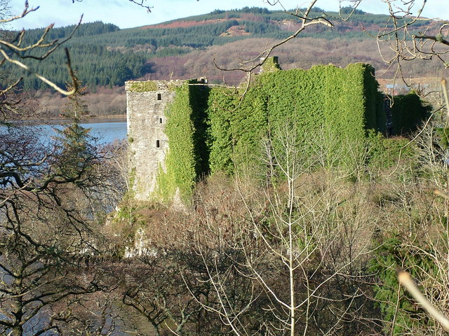 Innis Chonnell Castle