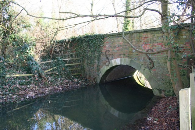 Bow Bridge Cholsey