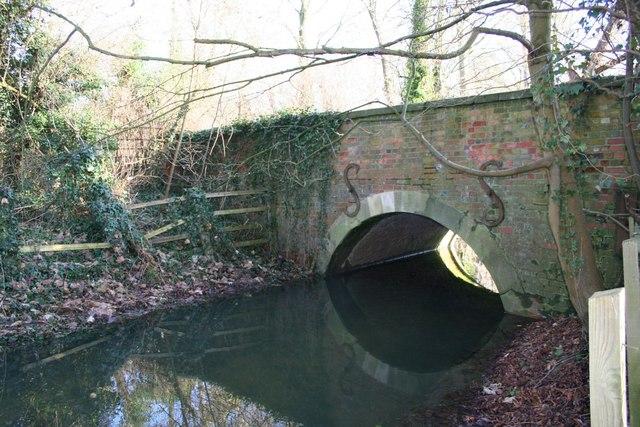 Bow Bridge Cholsey