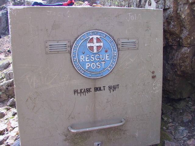 Mountain Rescue Post, Mickledore