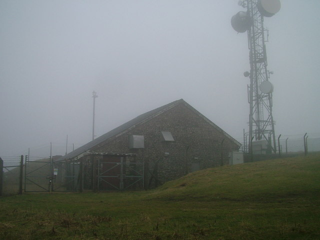 Communications station, Scout Hill