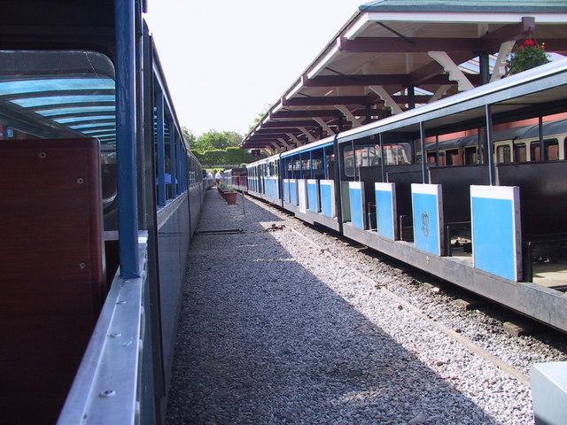 Rail Carriages, Ravenglass & Eskdale Railway