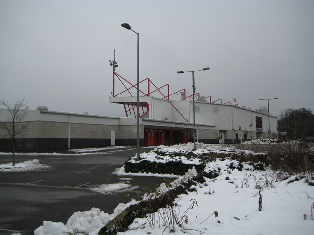 Crawley: Broadfield Stadium