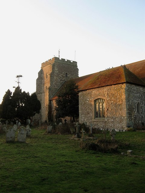 St Mary's Church, Westham