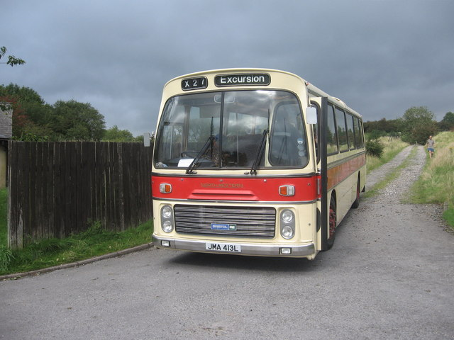 Preserved Coach at Pant
