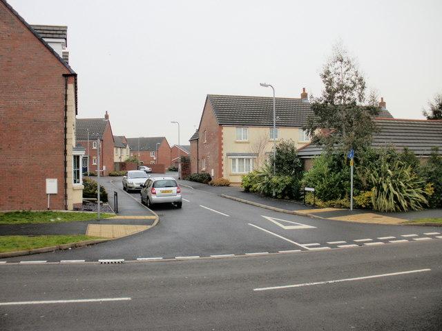 Buccaneer Way, Duffryn, Newport