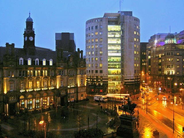 City Square Leeds