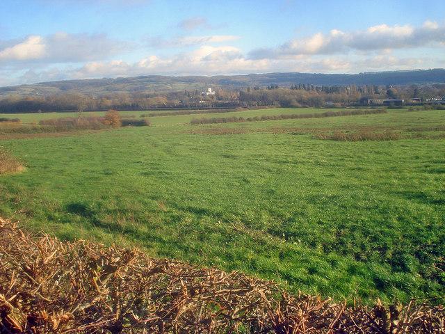 Farmland near Naunton Farm