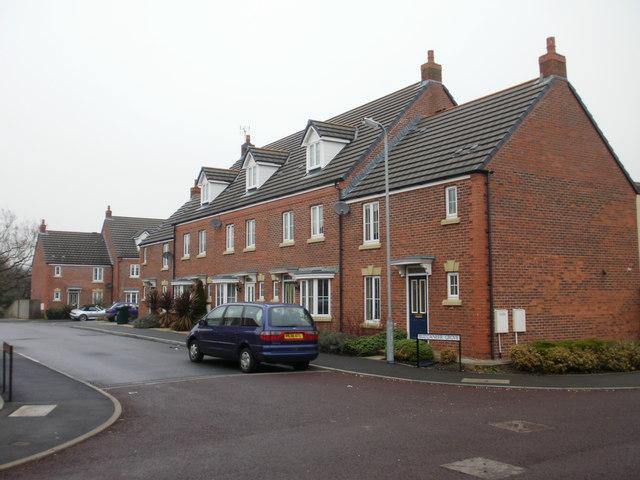 Buccaneer Grove, Duffryn, Newport